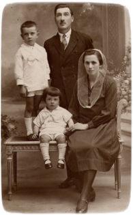 Famille de Plouenan